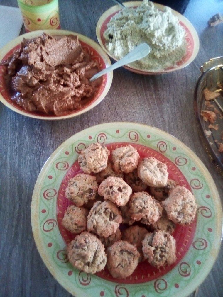 Idée apéritif sans gluten sans lactose