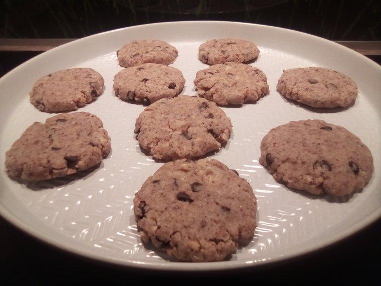 Cookies sans cuisson
